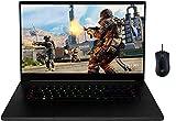 Razer Blade 15.6' FHD Widescreen LED Laptop Bundle w/Razer RGB Gaming Mouse | Intel Quad Core i7-8750H | NVIDIA GeForce GTX1070M-8G | 16GB DDR4 | 256GB SSD | Backlit Keyboard | Windows 10