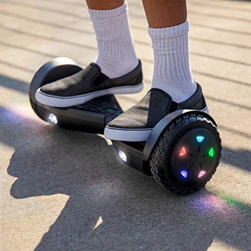 Jetson Aero All Terrain Hoverboard With LED Lights