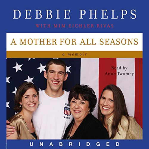 A Mother for All Seasons audiobook cover art