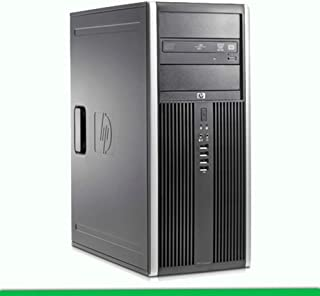 PC TOWER Computer Desktop Gaming Entry Level HP ELITE 8100, Windows 10 Professional, Intel i5, Memoria Ram 8GB DDR3, SSD 2...