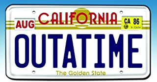 Factory Entertainment Back to The Future-88 Mph License Plate Frame