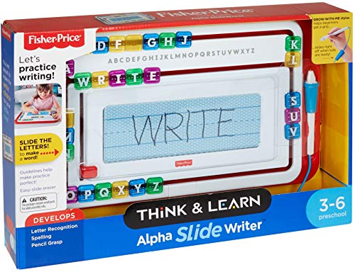 Fisher-Price Think & Learn Alpha SlideWriter