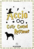 Accio Curly Coated Retriever: 120 Page Curly Coated Retriever Notebook ~ Accio Journal (7x10)
