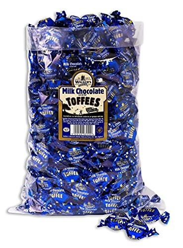 WALKERS MILK CHOCOLATE TOFFEES – 2.5KG
