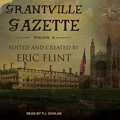 Grantville Gazette, Volume III  By  cover art
