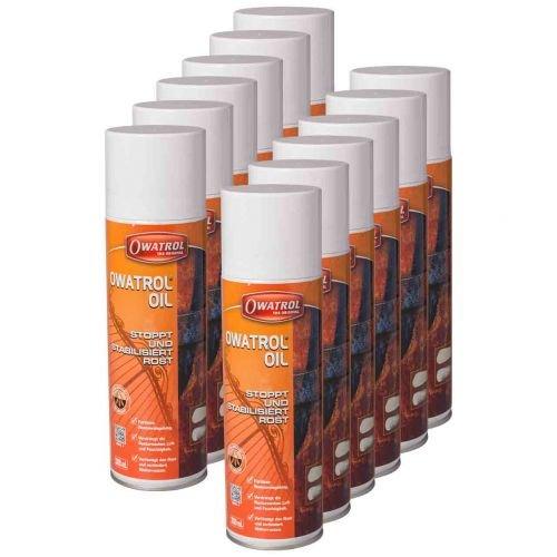 Preisvergleich Produktbild 12 x Owatrol Öl Spray 300ml