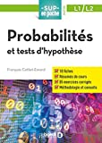 Probabilités et tests d'hypothèse