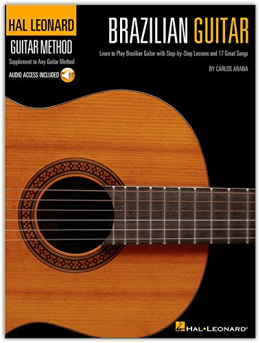 Hal Leonard Guitar Method: Brazilian Guitar. Für Gitarre, Gitarrentabulatur