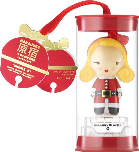 Harajuku Lovers Jingle G size:0.33 oz concentration:Eau de Toilette formulation:Spray