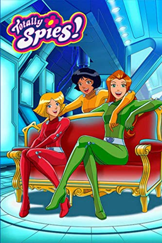 Totally Spies carnet