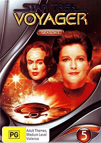 Star Trek Voyager Season 5 [NON-UK Format / Region 4 Import - Australia]