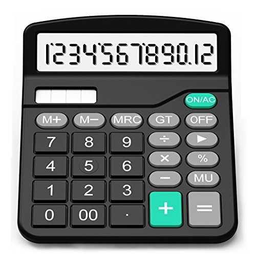 Calculatrice, Splaks Calculatrice de Bureau...