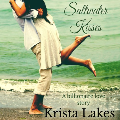 Saltwater Kisses audiobook cover art