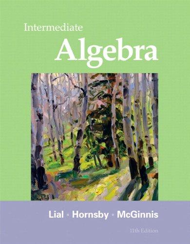 Intermediate Algebra plus MyMathLab/MyStatLab -- Access Card Package (11th Edition)
