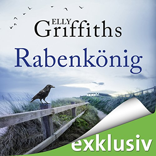 Rabenkönig (Ein Fall für Dr. Ruth Galloway 5) audiobook cover art