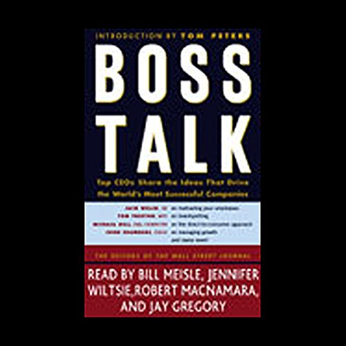 Boss Talk cover art