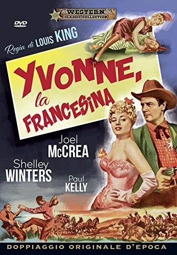 Yvonne La Francesina [Italia] [DVD]