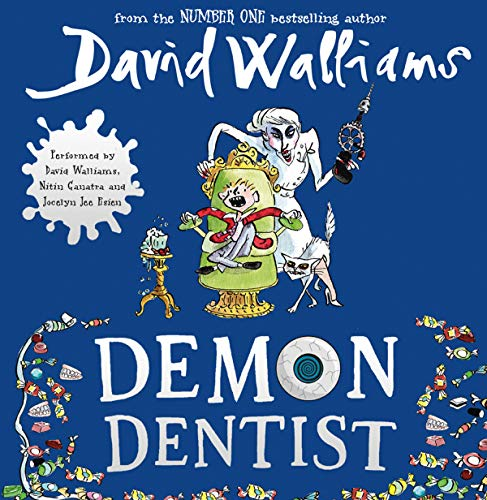 Demon Dentist                   By:                                                                                                                                 David Walliams                               Narrated by:                                                                                                                                 David Walliams                      Length: 4 hrs and 46 mins     714 ratings     Overall 4.6