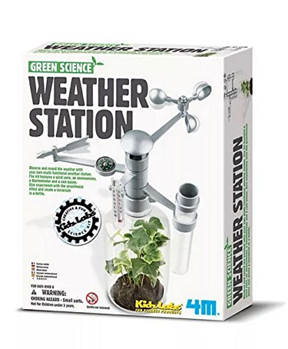 Great Gizmos- Weather Station Reciclaje (4M 4367)
