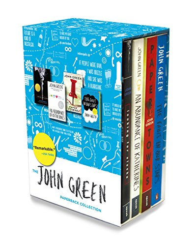 John Green Box Set: 4 books