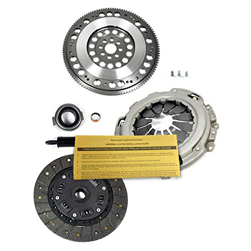 EFT CLUTCH KIT+ PROLITE FLYWHEEL SET FOR ACURA RSX TSX HONDA ACCORD CIVIC Si K20 K24
