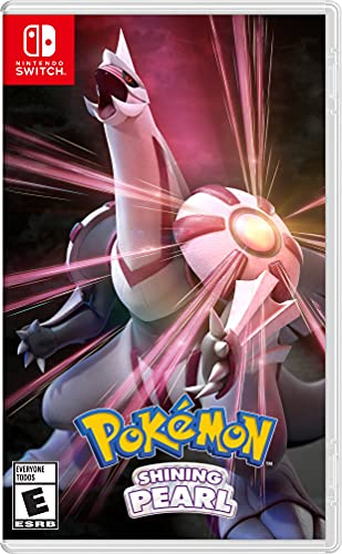 Pokémon Shining Pearl - Nintendo Switch