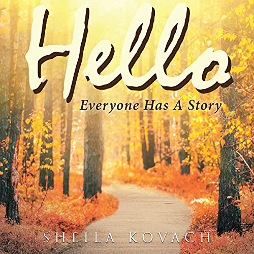 Hello Audiobook By Sheila Kovach cover art