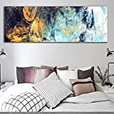 N / A Art Oil Painting Posters and Prints Wall Art Canvas Home Decoration Modern Abstract Painting For The Living Room Frameless 30x100cm