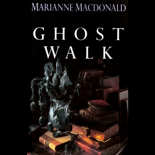 Ghost Walk audiobook cover art