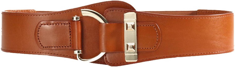 Canvas Belt Women's Belt Leather Lady Waist Belt Width Retro Tightness for Skirt Dress Waist Belt