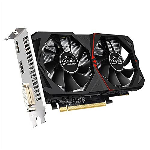 GeForce GTX 960 4G tarjeta gráfica, tarjeta de vídeo original 128Bit GDDR5 con sistema de enfriamiento de ventiladores duales
