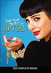 Don't Trust the B---- in Apartment 23 on DVD