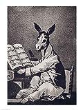 The Poster Corp Francisco De Goya – As Far Back as his