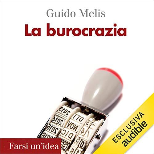 La burocrazia copertina