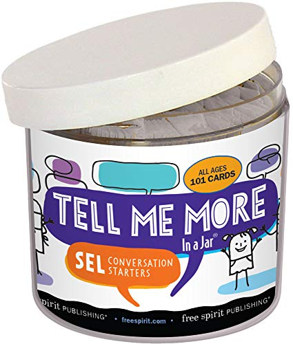Tell Me More in a Jar: Sel Conversation Starters