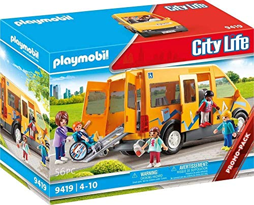 PLAYMOBIL City Life Autobús