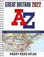 Great Britain A-Z Handy Road Atlas 2022