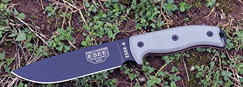 ESEE Knives 6P Fixed Blade Knife