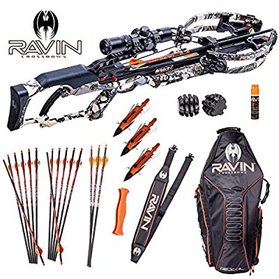 Ravin R10 Ultimate 400fps. Crossbow Package - Predator Camo
