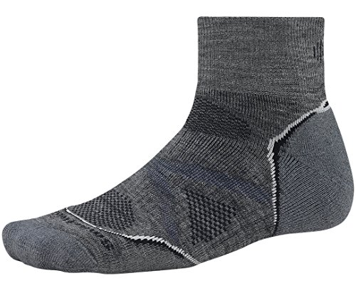 Smartwool pHD Outdoor MD Mini Chaussettes 46-49 Gris - Medium Gray