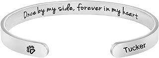 pet remembrance bracelet