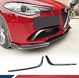 JC SPORTLINE Canards de fibra de carbono para Alfa Romeo Giulia...