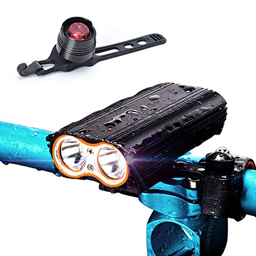 Cycle Torch Nuit Owl Rechargeable USB Bike Light Set