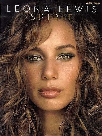 Leona Lewis: Spirit Songbook piano/vocal/Guitar