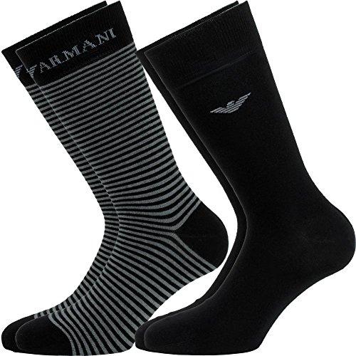Emporio Armani Socken in 2er-Pack