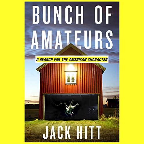 Bunch of Amateurs audiobook cover art