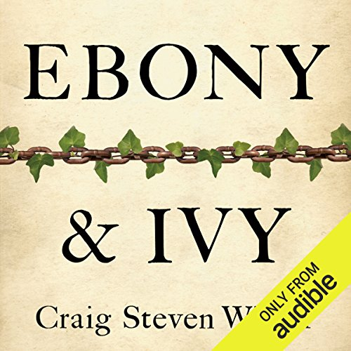 Ebony and Ivy audiobook cover art