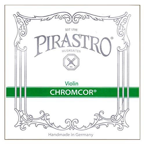 Pirastro Chromcor 319120 Cromo 1ª-bola-medium-violín 4/4