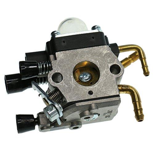 Fenteer Carburateur De Tondeuse De Haute Performance De Remplacement Adapté pour Hs81 Hs81r Hs81t Hs86 Hs86r Hs86t