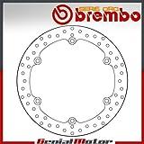 68B407K3 Disco Freno Fijo Brembo Serie Oro Delantero por Cb F Abs 500 2014  2016